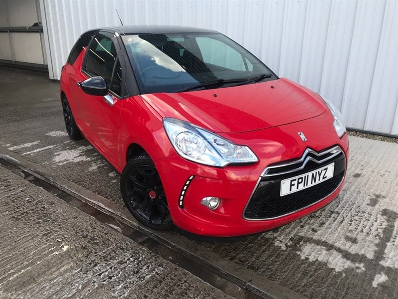 used Citroen DS3 DSTYLE in march-cambridgeshire