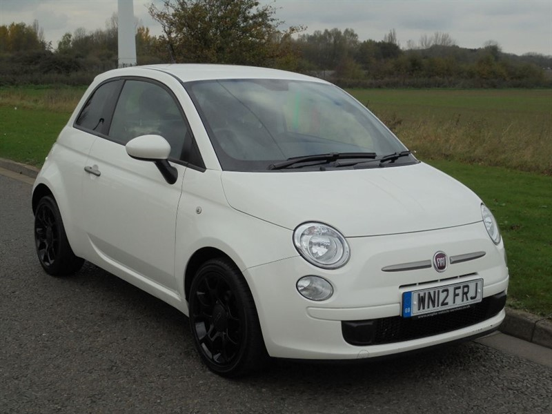 used Fiat 500 TWINAIR PLUS in march-cambridgeshire