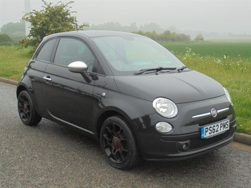 used Fiat 500 STREET in march-cambridgeshire