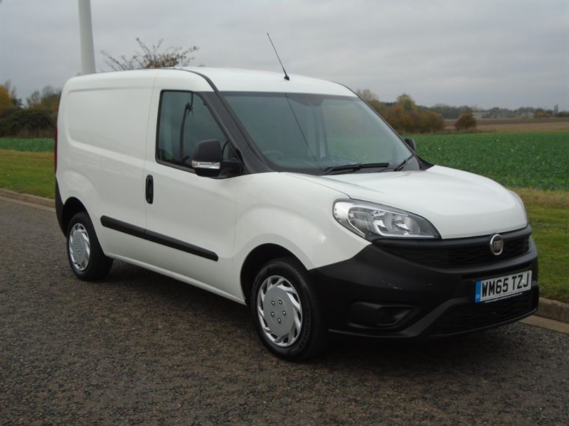 used Fiat Doblo CARGO 16V MULTIJET in march-cambridgeshire