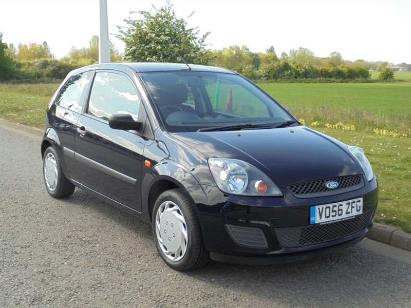 used Ford Fiesta STYLE 16V in march-cambridgeshire
