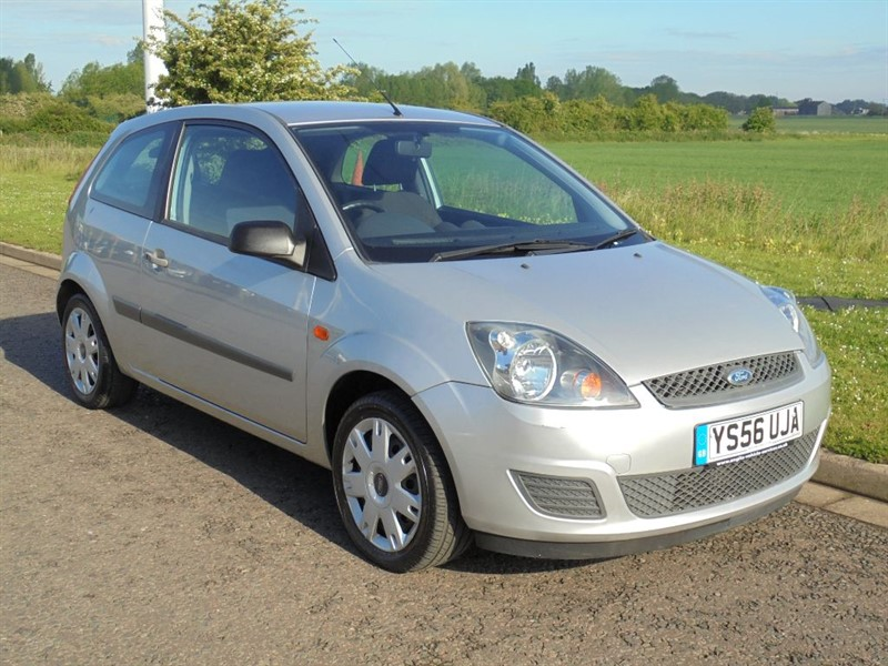 used Ford Fiesta STYLE CLIMATE 16V in march-cambridgeshire