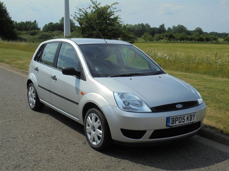 used Ford Fiesta STYLE in march-cambridgeshire