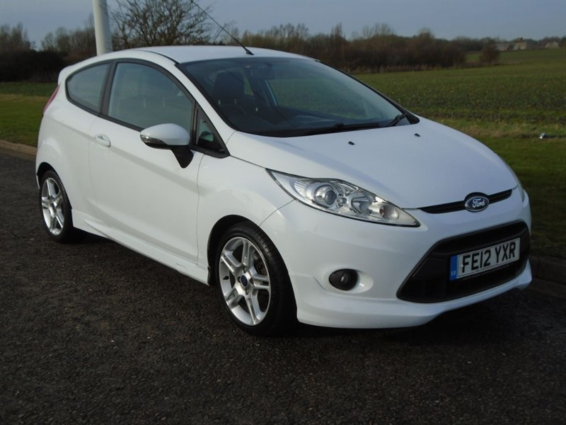 used Ford Fiesta ZETEC S in march-cambridgeshire