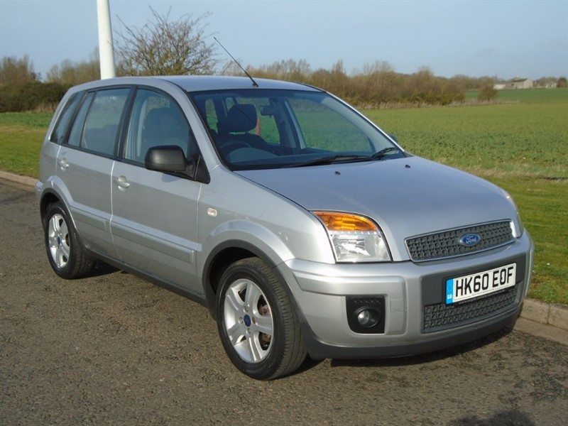 used Ford Fusion ZETEC in march-cambridgeshire