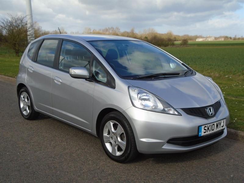 used Honda Jazz I-VTEC ES in march-cambridgeshire