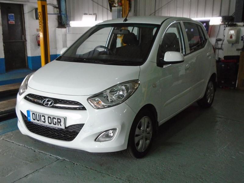 used Hyundai i10 ACTIVE in march-cambridgeshire