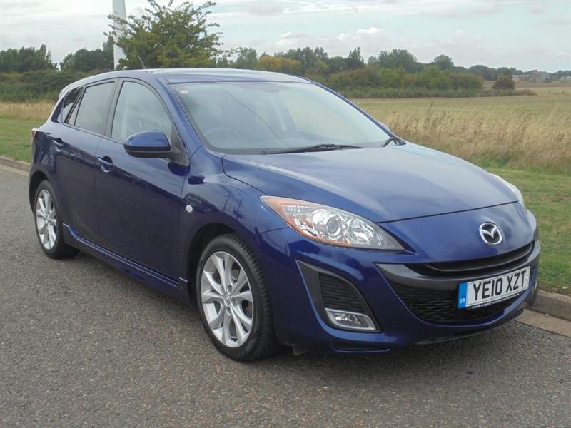 used Mazda Mazda3 3 SPORT in march-cambridgeshire