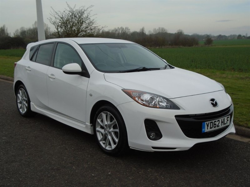used Mazda Mazda3 3 VENTURE EDITION in march-cambridgeshire