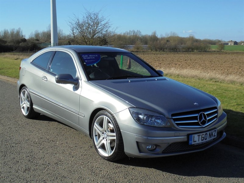 used Mercedes CLC200 CDI SPORT in march-cambridgeshire