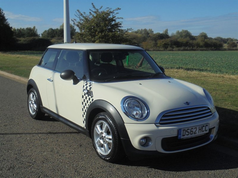 used MINI Hatch ONE in march-cambridgeshire