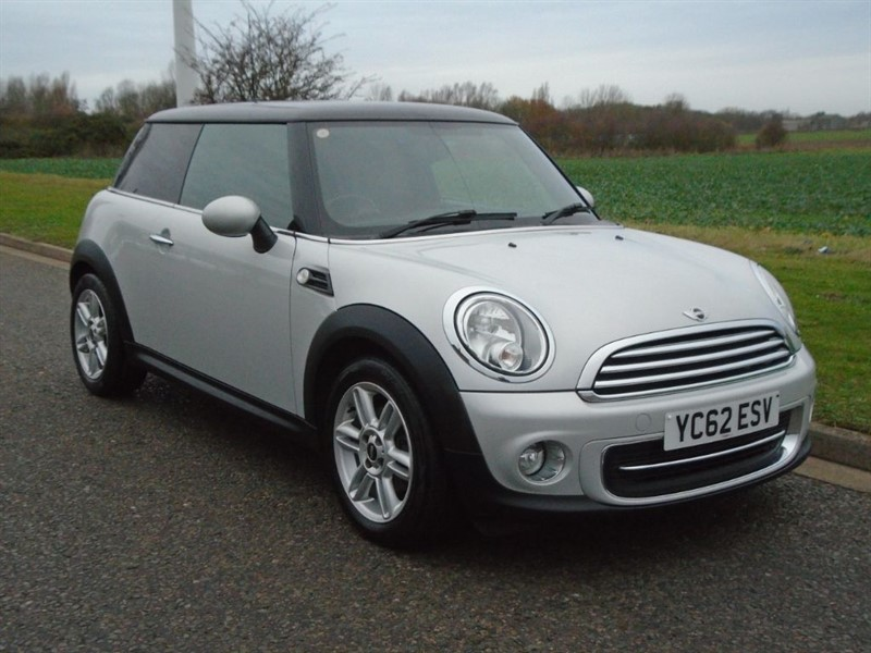 used MINI Hatch COOPER in march-cambridgeshire