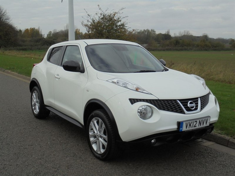 used Nissan Juke TEKNA DCI in march-cambridgeshire