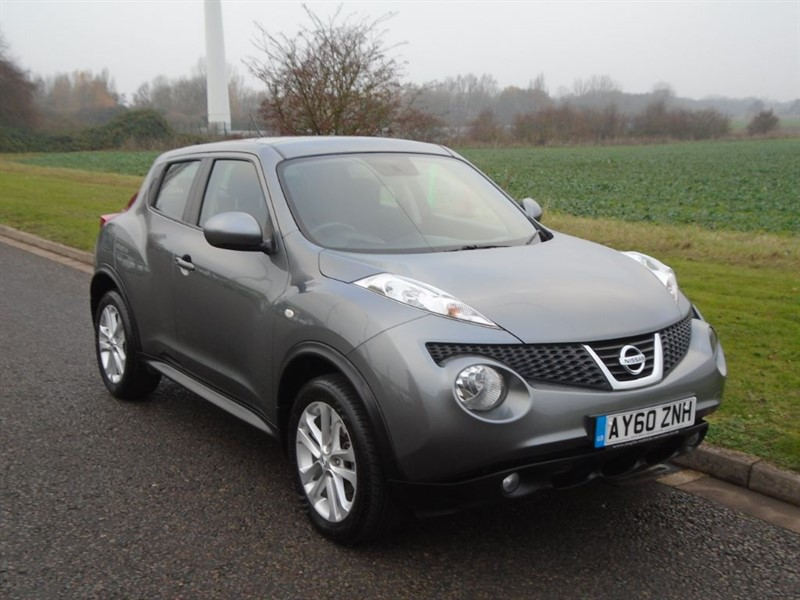 used Nissan Juke ACENTA DCI in march-cambridgeshire