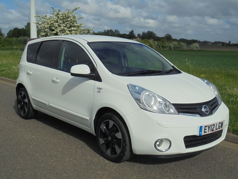 used Nissan Note N-TEC PLUS DCI in march-cambridgeshire
