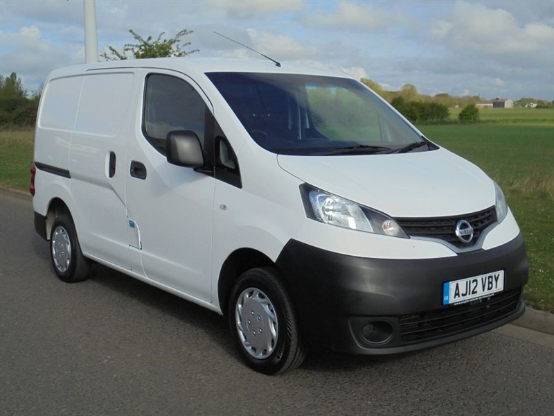 used Nissan NV200 SE DCI in march-cambridgeshire