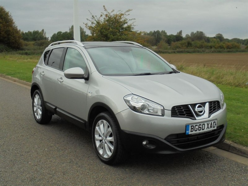 used Nissan Qashqai N-TEC DCI in march-cambridgeshire
