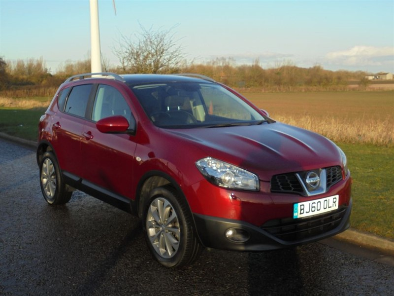 used Nissan Qashqai TEKNA DCI in march-cambridgeshire