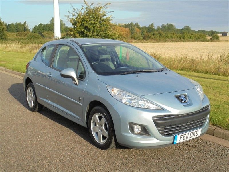 used Peugeot 207 ENVY in march-cambridgeshire