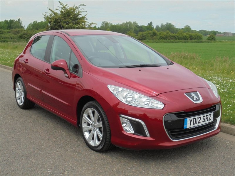 used Peugeot 308 E-HDI ACTIVE in march-cambridgeshire
