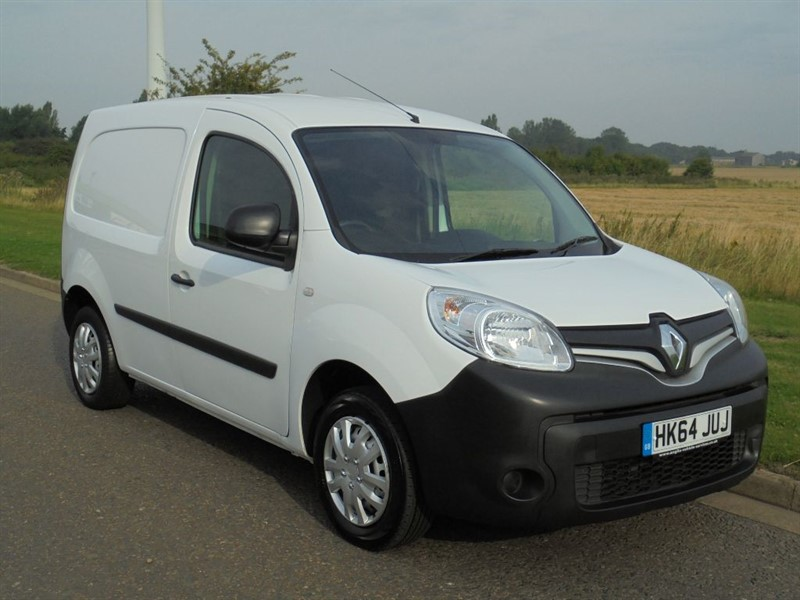 used Renault Kangoo ML19 DCI in march-cambridgeshire