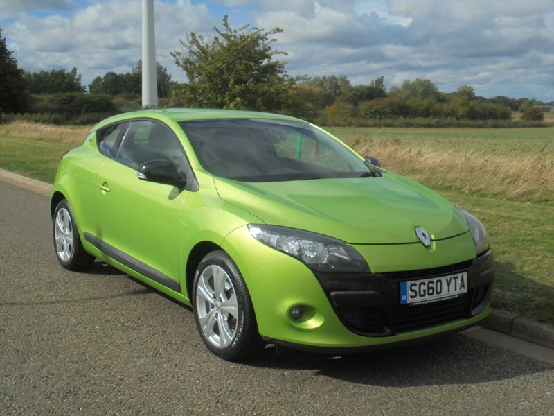 used Renault Megane I-MUSIC VVT in march-cambridgeshire