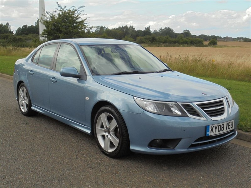 used Saab 9-3 DT VECTOR SPORT in march-cambridgeshire