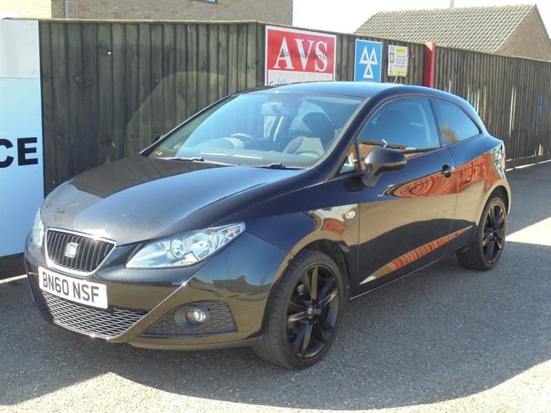 used SEAT Ibiza SPORT in march-cambridgeshire