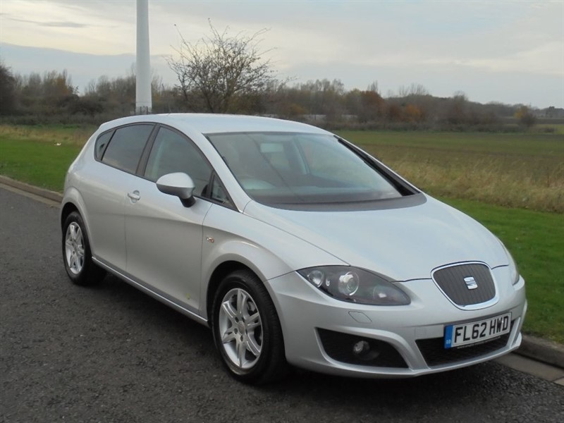 used SEAT Leon CR TDI ECOMOTIVE SE COPA in march-cambridgeshire