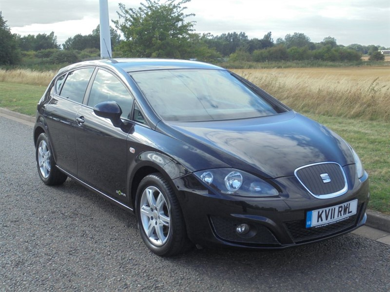 used SEAT Leon CR TDI ECOMOTIVE S AC in march-cambridgeshire