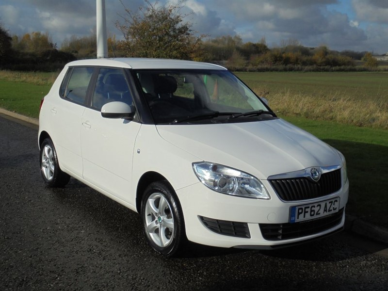 used Skoda Fabia SE TSI in march-cambridgeshire