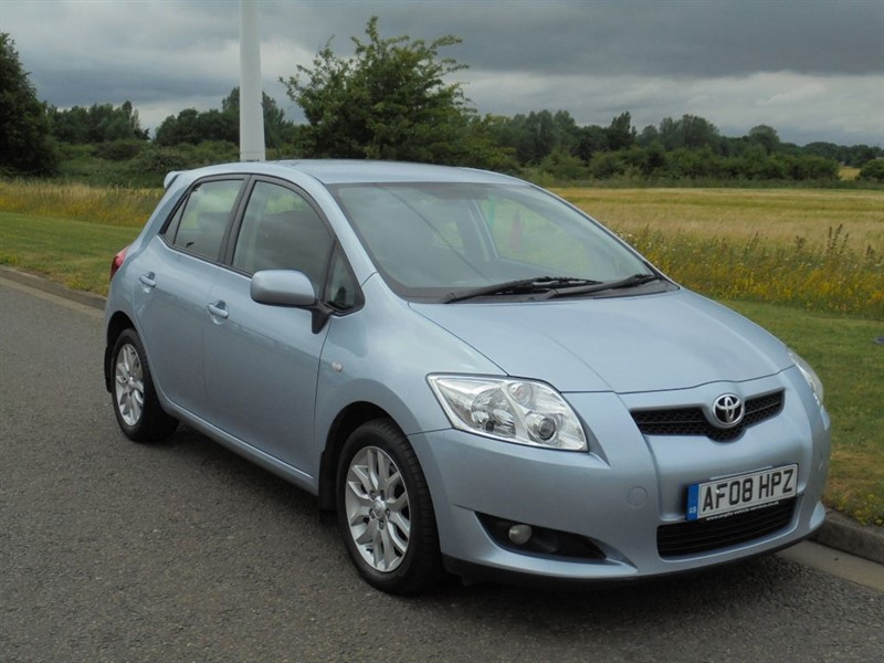 used Toyota Auris TR D-4D in march-cambridgeshire