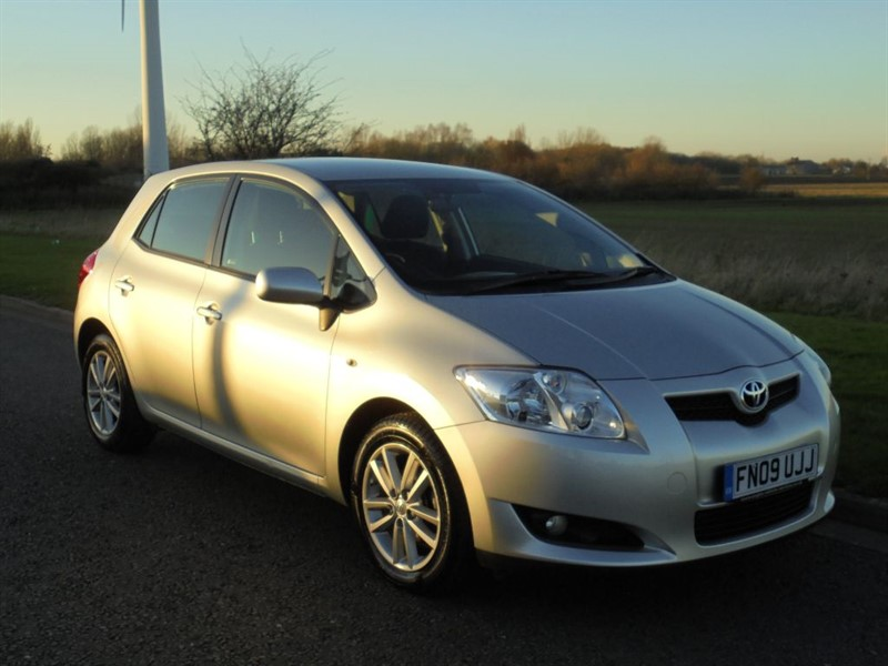 used Toyota Auris TR VVT-I S/S in march-cambridgeshire