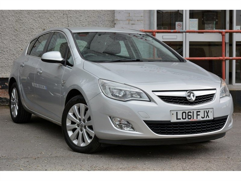 used Vauxhall Astra SE CDTI S/S in march-cambridgeshire