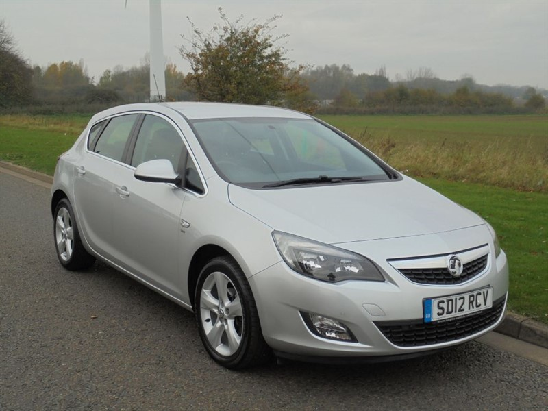 used Vauxhall Astra SRI in march-cambridgeshire