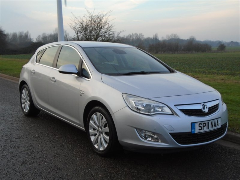 used Vauxhall Astra ELITE in march-cambridgeshire