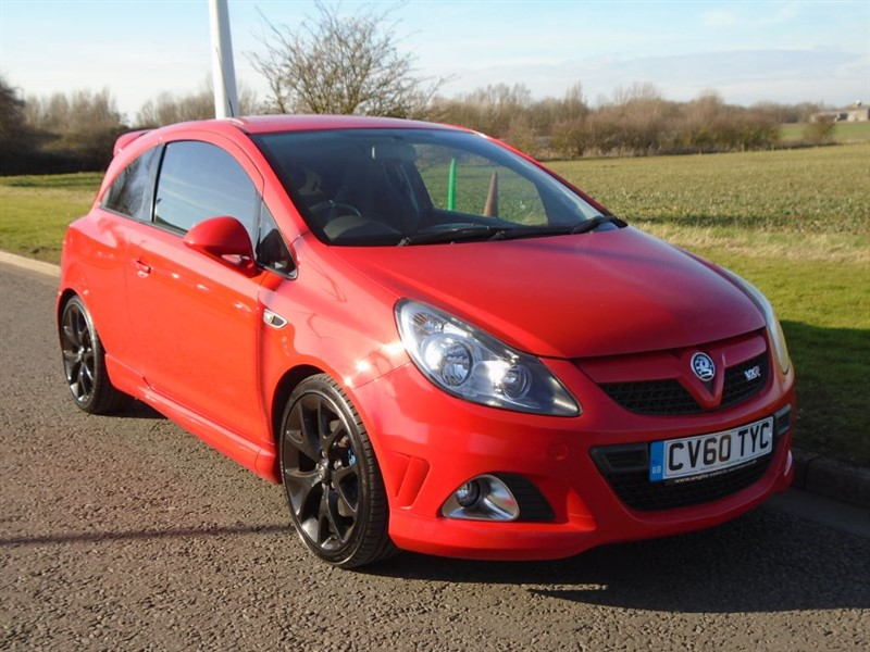 used Vauxhall Corsa VXR in march-cambridgeshire