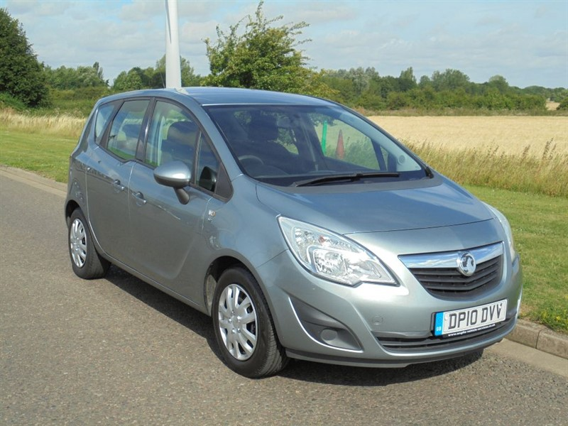 Vauxhall Meriva for sale