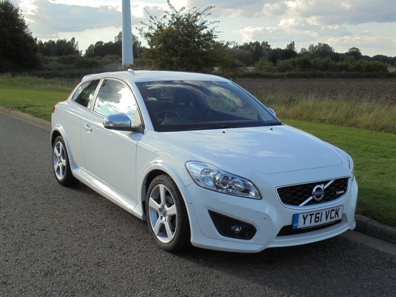 used Volvo C30 D2 R-DESIGN in march-cambridgeshire