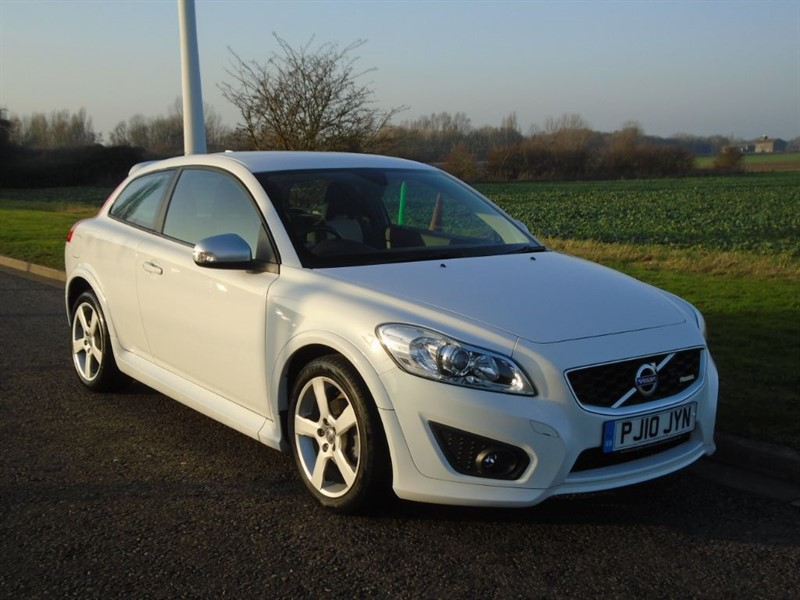 used Volvo C30 R-DESIGN in march-cambridgeshire