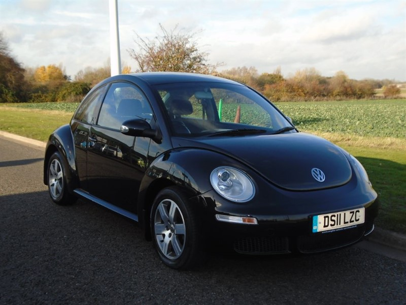 used VW Beetle LUNA 8V in march-cambridgeshire