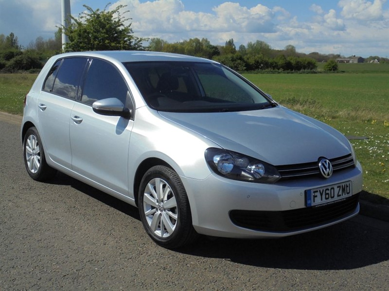 used VW Golf Match TDI in march-cambridgeshire