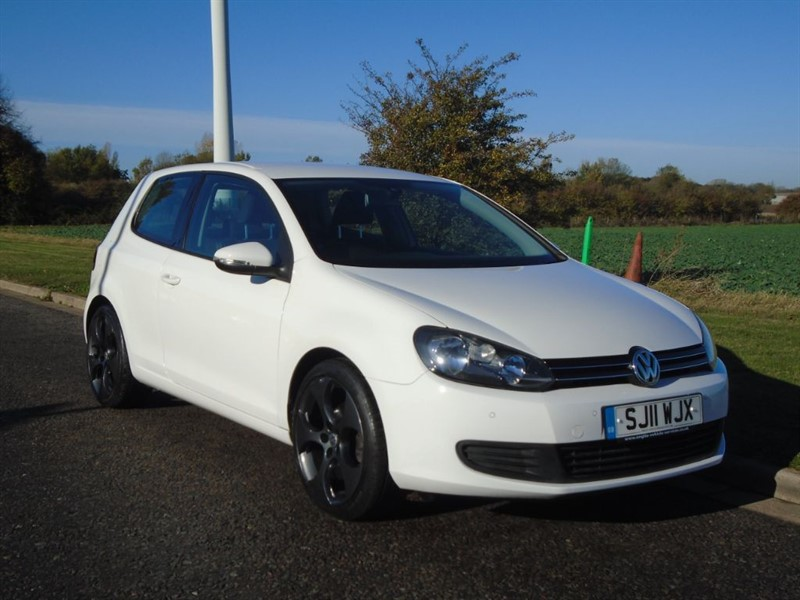 used VW Golf MATCH TSI in march-cambridgeshire