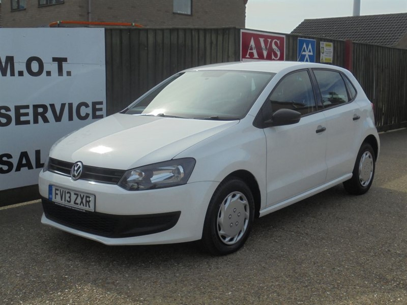 used VW Polo S A/C in march-cambridgeshire
