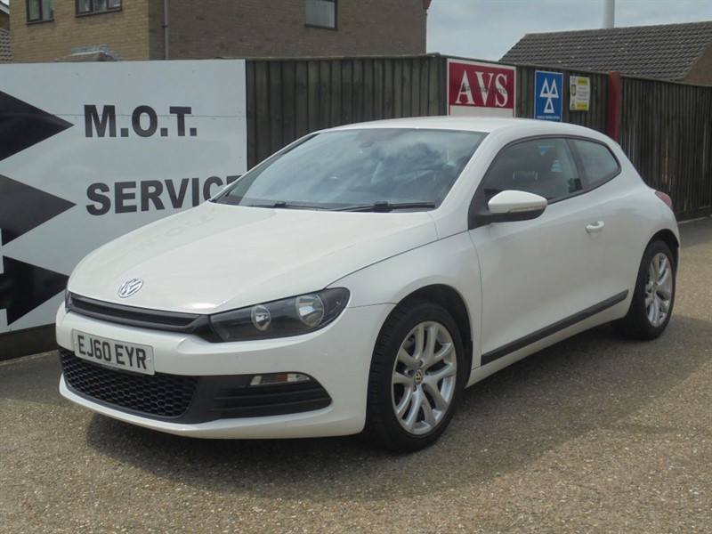 used VW Scirocco TSI in march-cambridgeshire
