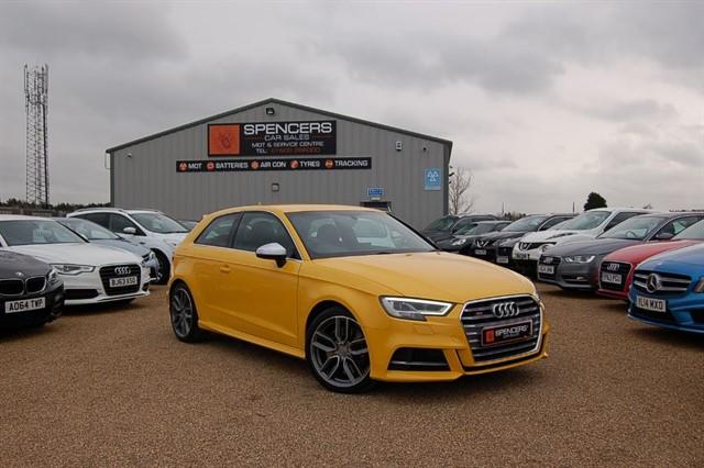 used Audi A3 S3 QUATTRO in norwich