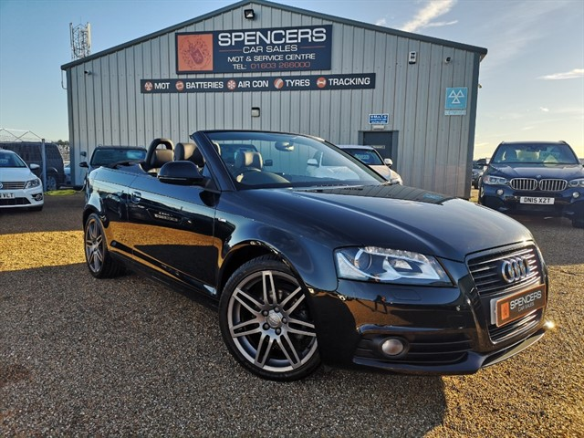 used Audi A3 TFSI S LINE SPECIAL EDITION in norwich