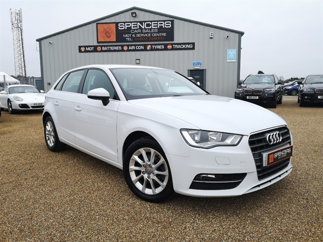 used Audi A3 TDI SE in norwich