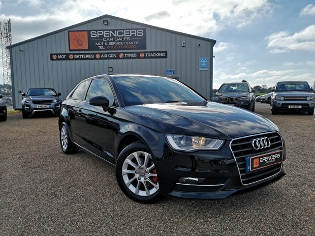 used Audi A3 TFSI SE in norwich