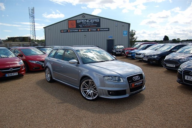 used Audi A4 RS4 QUATTRO in norwich